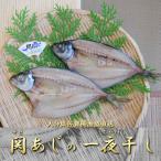 関アジの一夜干し Sサイズ×2枚 関あじ 鯵 干物 大分県佐賀関漁業協同組合ブランド