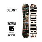 バートン スノーボード スノーボード 板 スノボ BURTON BLUNT 16-17 147 150 154 157 BURTON