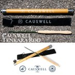 елб╝е▄еє└╜ CAUSWELL TENKARA ROD 8е╒егб╝е╚ Green/Yellow ├╕┐х┤╚ ╖╠╬о е╞еєелещ ┤╚ еэе├е╔ е╒ещед ╠╙юь ─р┤╚ е│еже║ежезеы
