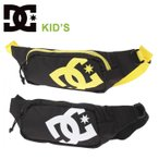 【5%還元】ディーシーシューズ キッズ ウエストバッグ バッグ 子供 DC Shoes [ KD FARCE3 ] ヒップバッグ  ボディバッグ [0601]