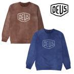 デウストレーナー DEUS DMF78835 SHIELD CREW 長袖スウェット デウスエクスマキナ Deus Ex Machina 1115