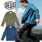 デウスエクスマキナ ミリタリーシャツ シャツジャケット メンズ Deus ex machina DMP95757 WALKER ORVERSHIRT ジャケット シャツ
