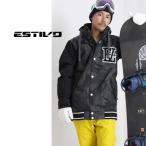 ショッピングスノーボードウェア スノーボード ウェア 上下セット エスティボ ESTIVO SET-27 メンズ スノボ スノボー
