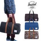 ショッピングダッフル ハーシェル ダッフルバッグ Herschel バッグ 鞄  旅行バッグ ハーシェルサプライ NOVEL BLK.FLR Herschel supply