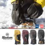 ハドソン スノーボード ミトン グローブ 手袋 HUDSEN HC-12H 19-20 Calvin Mitt カルビンミット スノボ glove ユニセックス メンズ レディース [1125]