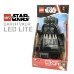 LEGO DARTH VADER LED TORCH -レゴ ダースベイダー LED トーチ- STARWARS スターウォーズ LED LIGHT 懐中電灯 ランタン おもちゃ