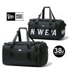 ニューエラ ダッフルバッグ ボストンバッグ メンズ new era CLUB DUFFLE BAG MED 35L 12108753 クラブダッフルバッグ ミディアム 黒 [0820]
