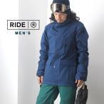 ライド ウェア スノーボードウェア ジャケット パンツ スノボウェア スキー メンズ 上下セット RIDE M'S SET-105 0925