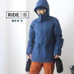 ライド ウェア スノーボードウェア ジャケット パンツ スノボウェア スキー メンズ 上下セット RIDE M'S SET-106 0925
