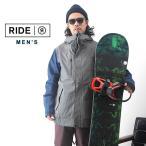 ライド ウェア スノーボードウェア ジャケット パンツ スノボウェア スキー メンズ 上下セット RIDE M'S SET-135 0925
