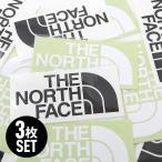 ノースフェイス カッティングステッカー3枚セット NN88106 TNF CUTTING STICKER THE NORTH FACE メール便