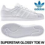 SALE アディダス オリジナルス スーパースター グロッシートゥ レディース メンズ スニーカー シューズ 白 adidas Originals SUPERSTAR GLOSSY TOE W
