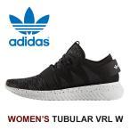 SALE アディダス オリジナルス チュブラー ヴァイラル スニーカー レディース シューズ 靴 ブラック 黒 adidas Originals TUBULAR VRL W BB2064