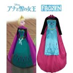 エルサ コスプレ 衣装 ドレス コスチューム アナと雪の女王 大人、アナ雪ドレス大人、S〜XXL■adult002