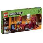 レゴマインクラフト 21122 ザ・ネザー要塞LEGO Minecraft TheNetherFortress 並行輸入品