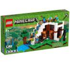 レゴ マインクラフト 21134 滝のふもと LEGO Minecraft The Waterfall Base 並行輸入品