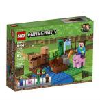 訳あり品 レゴマインクラフト 21138 スイカ畑 LEGO Minecraft The Melon Farm 並行輸入品 メール便/送料無料