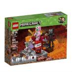 レゴマインクラフト 21139 暗黒界の戦い LEGO Minecraft The Nether Fight 並行輸入品