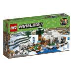 レゴマインクラフト 21142 北極のイグルー LEGO Minecraft The Polar Igloo 並行輸入品