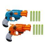 ナーフ ゾンビストライク ダブルストライクブラスター2丁セット Nerf Zombie Strike Doublestrike Blaster B2996 並行輸入品