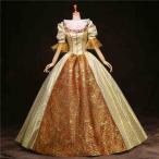 学園祭 文化祭 貴族服 舞台 衣装 ドレス コスプレ ワンピース ゴシック イギリス ヴィクトリア時代 イギリス 豪華ドレス パーティー コスチューム