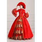 貴族服 貴族 服 小さいサイズ 大きいサイズ ヨーロッパ風 結婚式 服 豪華な女王 復古風 舞台 衣装 パニエ追加可 da564f0f0q2