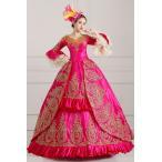 オーダーメイド可貴族服 貴族 服 小さいサイズ 大きいサイズ 新劇舞台 衣装 パーティードレス ウェディングドレス パニエ追加可 da567f0f0q2