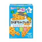 和光堂 赤ちゃんのおやつ +Caカルシウム かぼちゃクッキー 9か月頃から 2本×6袋 ベビーおやつ