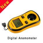 デジタル風速計,C-Timvasion 簡単・手軽 風速計測 温度計搭載 ポータブル 軽量コンパクト ポータブル アネモメーター