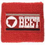 BEET(ビート) リストバンド  アカ  0708-RTB-06