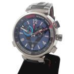 LOUIS VUITTON(ルイヴィトン)タンブール レガッタクロノ(Q102D)メンズ腕時計