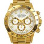本物保証 超美品 ロレックス ROLEX デイトナ メンズ オートマ 腕時計 16528G