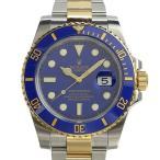 本物保証 超美品 ロレックス ROLEX サブマリーナ メンズ オートマ 腕時計 116613LB