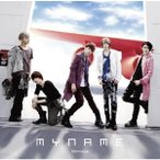 MYNAME「Message(Japanese ver.)」通常盤Type-A