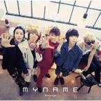 MYNAME「Message(Japanese ver.)」通常盤Type-B