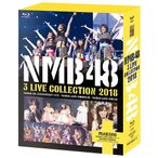 NMB48 3 LIVE COLLECTION 2018  Blu-ray