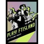 FT ISLAND - 2011 CONCERT [PLAY! FTISLAND!!] (2 DISC)