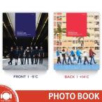 MONSTA X - TEMPERATURE PHOTOBOOK【先着ポスター丸め】【レビューで生写真5枚】【宅配便】