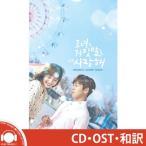 【韓国ドラマ・OST】カノジョは嘘を愛しすぎてる OST TVN DRAMA