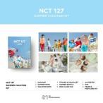 2019 NCT 127 SUMMER VACATION KIT DVDリージョンコードALL 韓国盤 韓メディアSHOP限定特典付き
