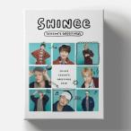 SHINee SHINee 2020 SEASONS GREETINGS CALENDAR DVD GOODS Book