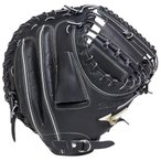 ショッピング安い ミズノ グローバルエリート 軟式 野球 グラブ グローブ キャッチャーミット ミット革命 1AJCR18300 09 ブラック 新製品