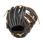 ショッピング安い ミズノプロ 硬式 野球 グラブ グローブ 内野手用 スピードドライブテクノロジー 1AJGH14203 09 ブラック