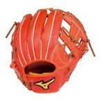 ショッピング安い ミズノプロ 硬式 野球 グラブ グローブ 内野手用 スピードドライブテクノロジー 1AJGH14203 52 スプレンディッドオレンジ 新製品 新色