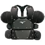 ショッピング安い ミズノプロ 野球 審判 アンパイア 硬式 軟式 ソフトボール インサイド プロテクター 2YA45509 ブラック