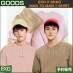 ��1��ͽ���SPAO �� EXO ���ꥳ���  Man To Man T-shirt �����ܹ���ȯ���� mtm