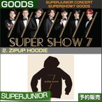 2. ZIPUP HOODIE / SUPERJUNIOR WORLD TOUR [SUPER SHOW 7] GOODS /1��ͽ��/����̵��