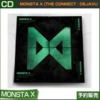 4������ / MONSTA X [THE CONNECT : DEJAVU] / �ڹڥ��㡼��ȿ��/���ܹ���ȯ��/������ݥ������ݤ��ȯ��/����ͽ��/��ŵMVDVD