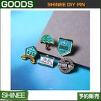 SHINee DIY PIN / 10th Anniversary / SUM DDP ARTIUM / SHINEE PIN /1��ͽ��