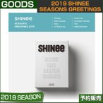 2019 SHINee SEASONS GREETINGS / 1╝б═╜╠є / ╜щ▓є╞├┼╡DVD